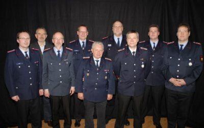 Jahreshauptversammlung der FF-Salzhausen 2012