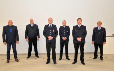 Dienstversammlung der FF Salzhausen 2021